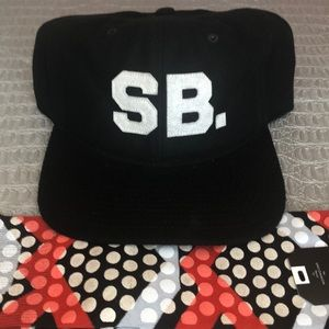 New Nike SB hat. Free socks stance with purchase